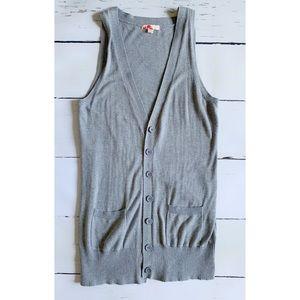✨Comfy Grey Vest